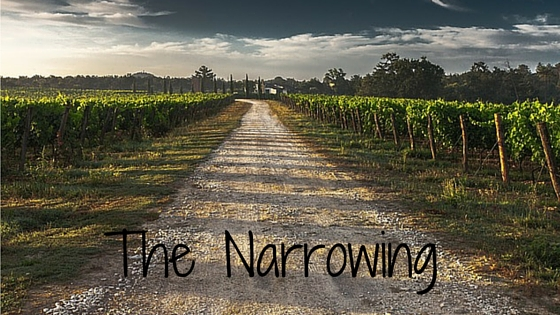 Love & Marriage:  The Narrowing