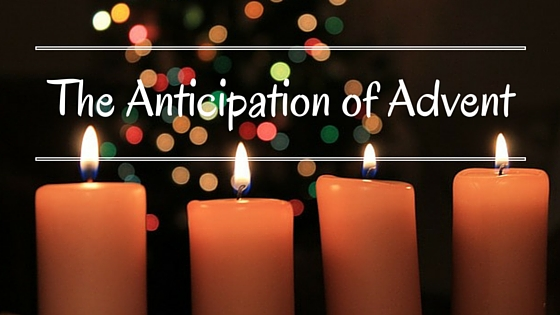 Read more to find ways to celebrate Advent with your children at http://scrapingraisins.blogspot.com/2015/11/the-anticipation-of-advent.html.