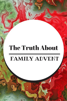 It is day 21 of Advent and here is what celebrating actually looks like for us as a family of four with a three-year-old and 17-month-old...