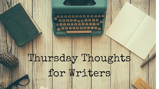 3 Myths of Perfectionism {Thursday Thoughts for Writers}