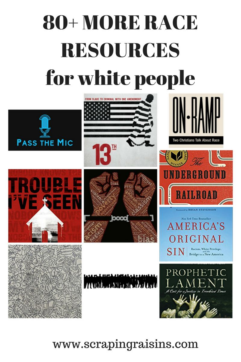80+ MORE RACE RESOURCES for white people