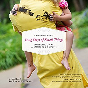 Book Review: If you are a mother looking for a book that throws open the windows and invites pure, fresh, breathable air into the room of your soul, then you need to read Long Days of Small Things: Motherhood as a Spiritual Discipline.