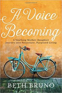 A Book Review of A VOICE BECOMING {plus, A GIVEAWAY!}