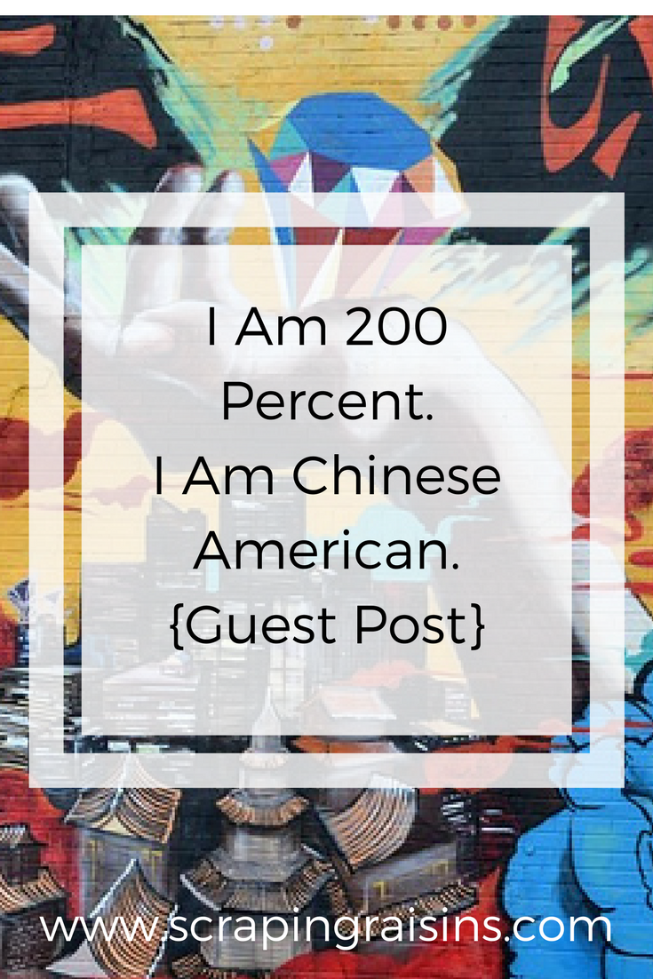 Guest Post Joshua From Slimpalate: I Am 200 Percent. I Am Chinese-American. {Guest Post