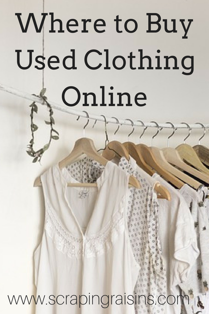 How and where to buy clothes online