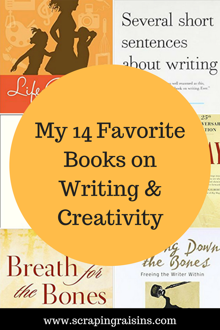 Writing & Creativity #writing #writerslife #amwriting #booksonwriting #bookreview